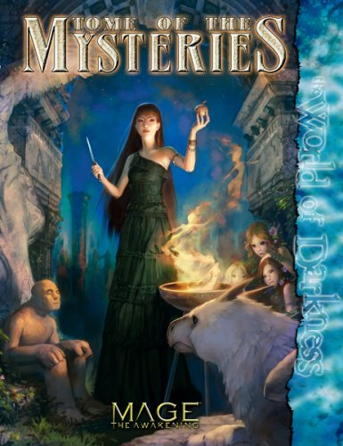 Tome of the Mysteries (Mage - The Awakening - Core Books & Sourcebooks)