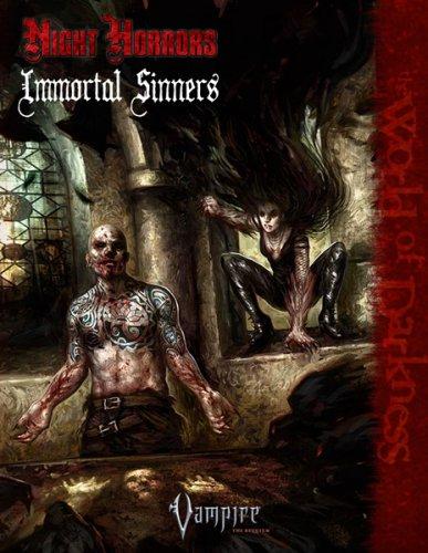 Night Horrors: Immortal Sinners (Vampire): Baugh, Benjamin; Bailey, Russell; Brooks, Max; Brookshaw...