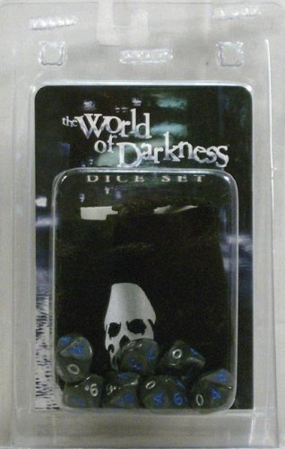 9781588465528: Dice World of Darkness