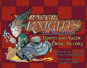 9781588465627: Racer Knights of Falconus: Individual Foil Pack