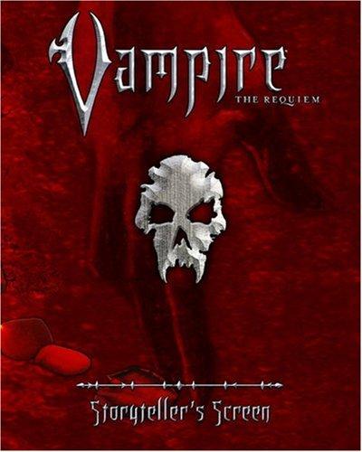 Vampire: The Requiem Storyteller's Screen
