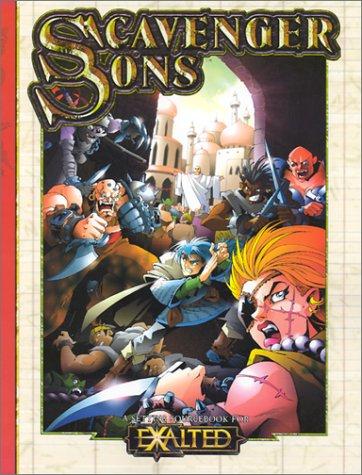 Scavenger Sons: Achilli, Justin; Snead,