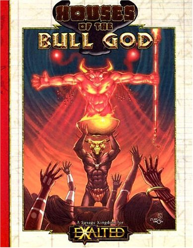 9781588466778: Houses of the Bull God (Exalted)