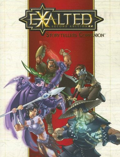 9781588466853: Exalted: Storytellers Companion