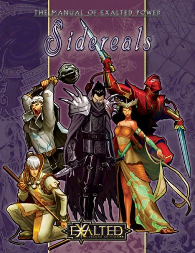 9781588466976: Manual of Exalted Power: Sidereals