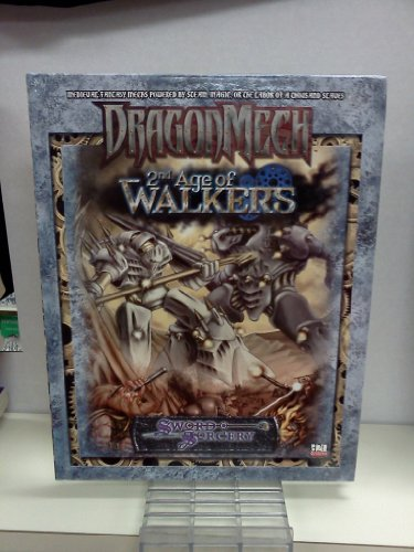 9781588467829: Second Age of the Walkers (Dragonmech)