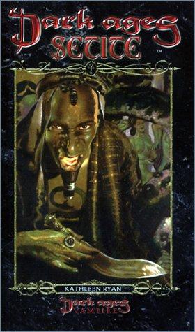 Dark Ages Setite (DA Clan Novel 4): Ryan, Kathleen