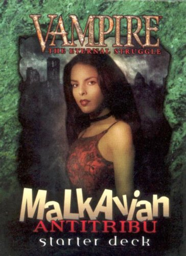 9781588468963: Malkavian Antitribu Starter Deck (Vampire the Eternal Struggle)