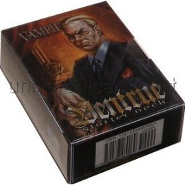 9781588469069: Vampire: The Eternal Struggle CCG Keepers of Tradition Ventrue Preconstructed Starter Deck