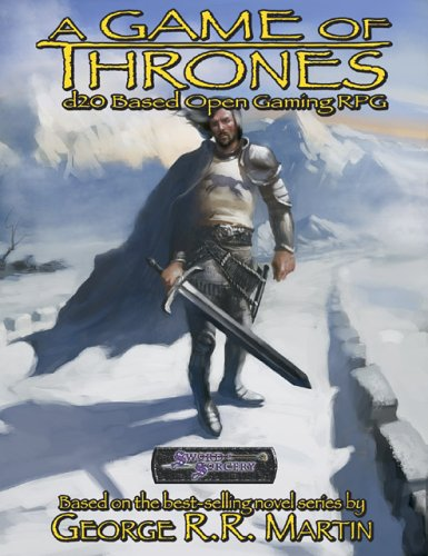 9781588469427: A Game of Thrones: D20-Based Open Gaming RPG