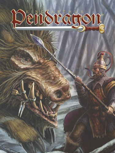 King Arthur Pendragon. 5th Edition: Stafford, Greg