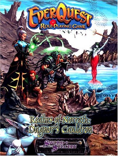 9781588469533: Realms of Norrath: Dagnor's Cauln (EverQuest)