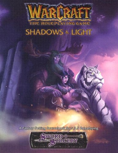 WarCraft The Role Playing Game Shadows &: Campbell,Tim (et al)