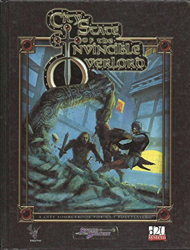 City State of the Invincible Overlord (Judges Guild (d20)): Patrick Lawinger, Bob Bledsaw and Bill ...