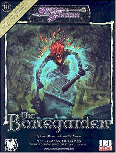 9781588469939: Bonegarden (Sword & Sorcery)