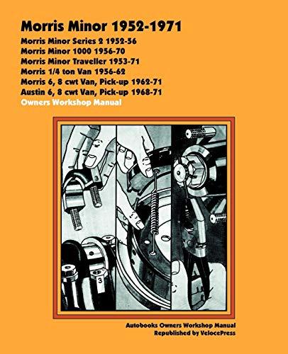 Morris Minor 1952-71 Autobook
