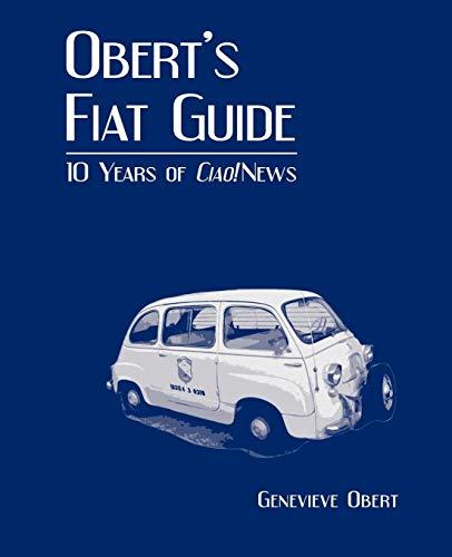 9781588500496: Obert's Fiat Guide