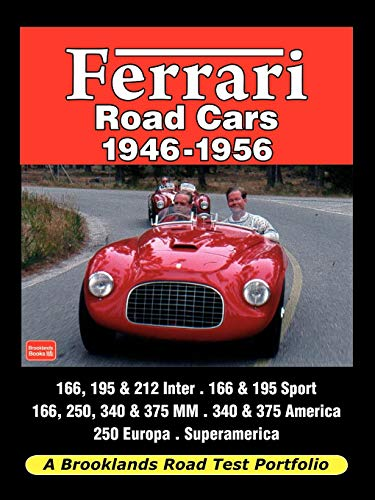 9781588500847: FERRARI ROAD CARS 1946-1956 - ROAD TEST PORTFOLIO