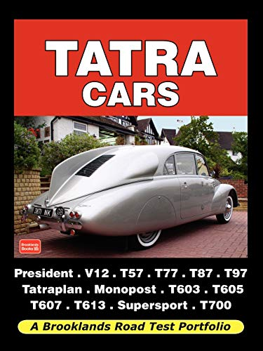 9781588500908: TATRA CARS - ROAD TEST PORTFOLIO