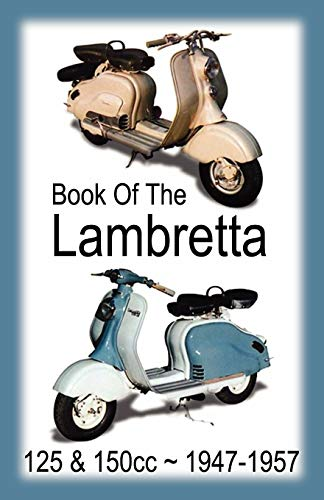 BOOK OF THE LAMBRETTA - ALL 125cc