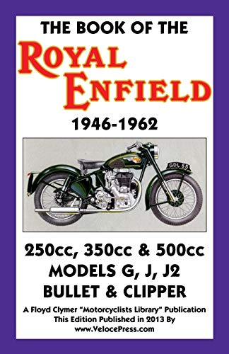 9781588501301: BOOK OF THE ROYAL ENFIELD 1946-1962
