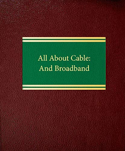 9781588520128: All About Cable and Broadband