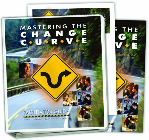 Mastering the Change Curve Facilitator Set: Team, HRDQ Development; PhD, Cynthia Scott; PhD, Dennis...