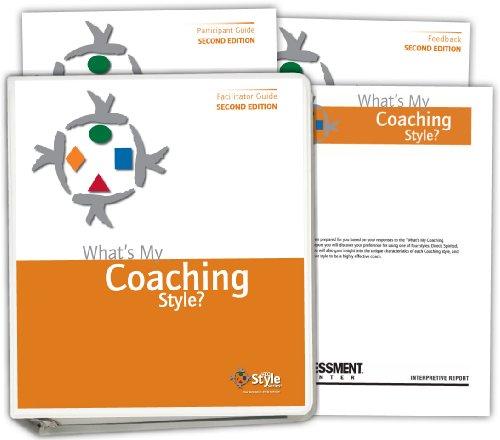 What's My Coaching Style? Starter Kit: HRDQ Training & Development Team