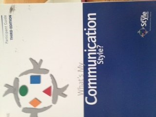 9781588543165: What's My Communication Style? (Participant Guide)