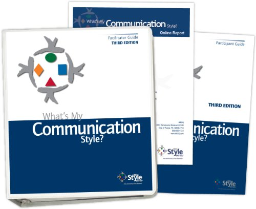 9781588543172: What's My Communication Style?