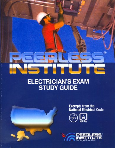 9781588550941: Electrician's Exam Study Guide by Peerless Institute