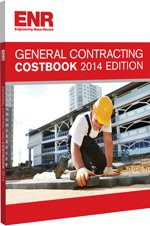 9781588551474: ENR General Contracting Costbook 2014