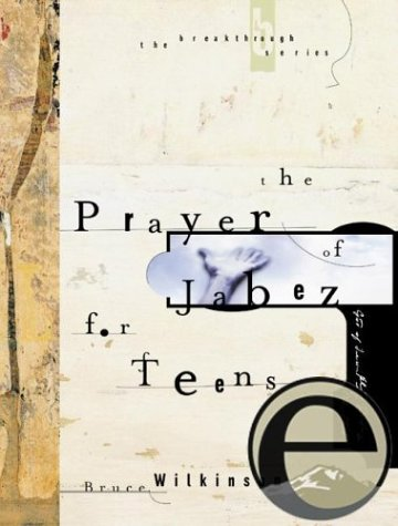 9781588601155: The Prayer of Jabez for Teens