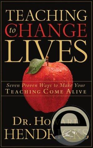 9781588601186: TEACH CHANGE LIVES EBOOK