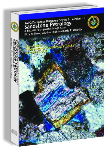 9781588610058: Sandstone Petrology: A Tutorial Petrographic Image Atlas