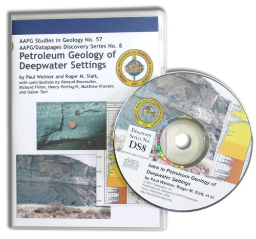 9781588610072: Introduction to Petroleum Geology of Deepwater Settings (AAPG/Datapages Discovery Series)