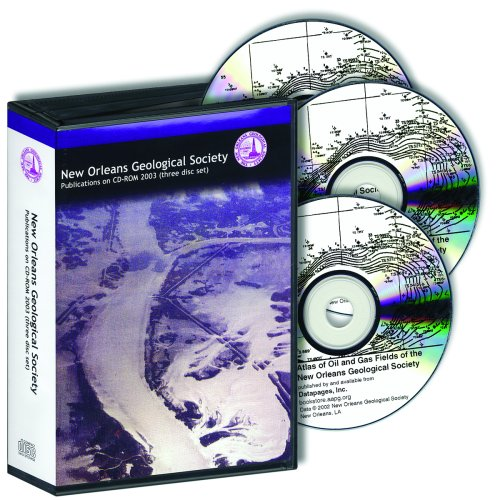 New Orleans Geological Society Publications CD-ROM 2003: New Orleans Geological Society
