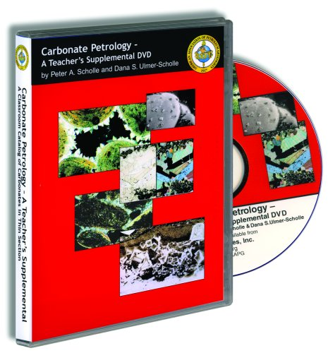 9781588612267: Carbonate Petrology -- A Teacher's Supplemental DVD