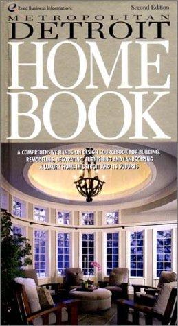 9781588620576: Metropolitan Detroit Home Book, Second Edition