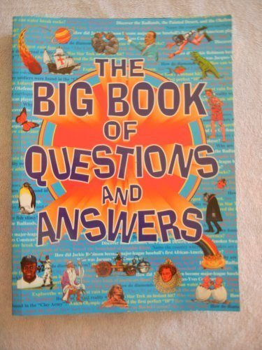 9781588650498: The Big Book of Questions and Answers