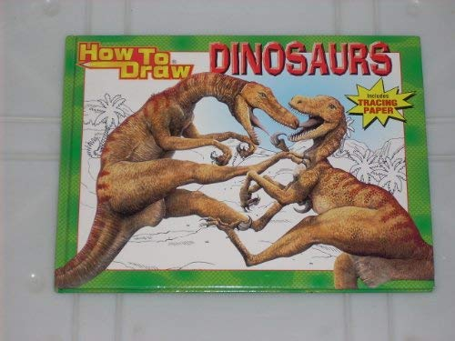 9781588651433: How to Draw Dinosaurs