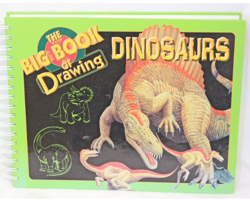 The Big Book of Drawing Dinosaurs: n/a