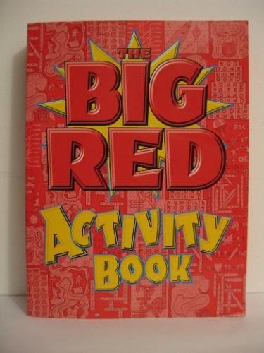 The Big Red Activity Book: Kidsbooks
