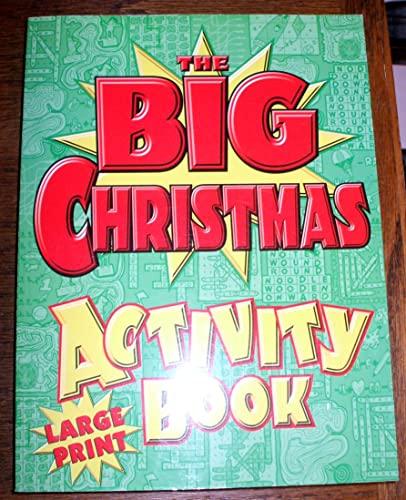 9781588653314: The Big Christmas Activity Book