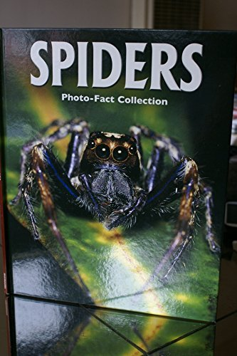 9781588654199: Spiders (Photo-Fact Collection Series)