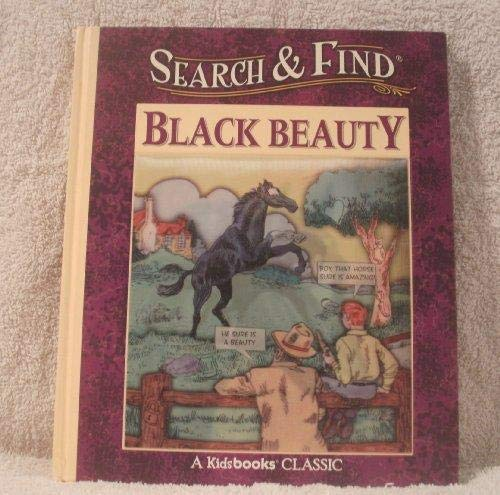 9781588654540: Black Beauty (Search and Find)