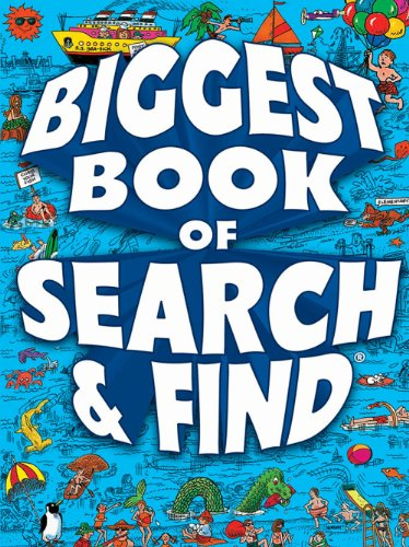 9781588655257: Biggest Book of Search & Find®