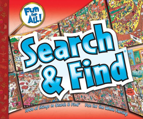 Fun for All Search & Find?: Kidsbooks Staff, Tony