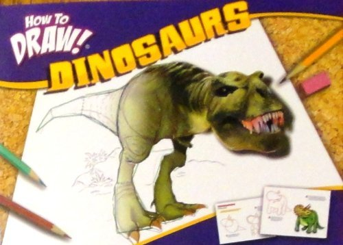 9781588657398: How to Draw! Dinosaurs