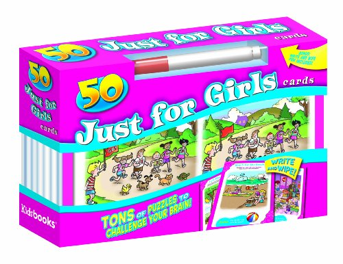 50 Cards Just for Girls: Kidsbooks